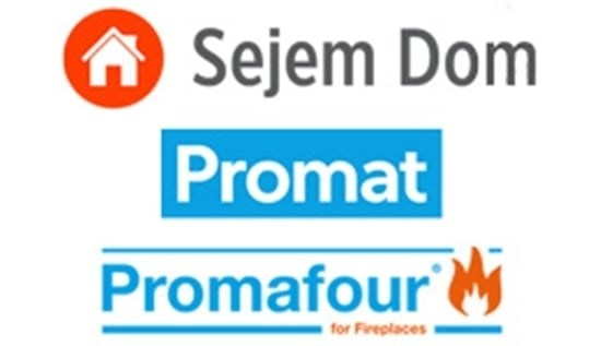 PROMAFOUR® la târgul Dom în Ljubljana