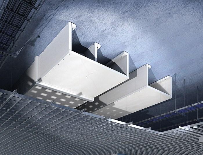 Projektowanie instalacji wentylacji pożarowej, jak wykonać system w niskich pomieszczeniach?
